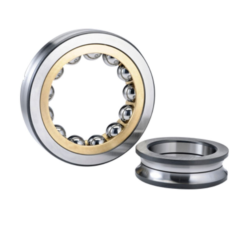 Four contact points ball bearings1