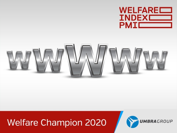 Welfare Index PMI 20201